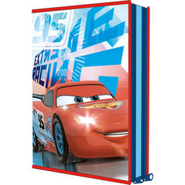 Plumier Cars Disney doble