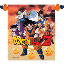 Saco Dragon Ball Z merienda