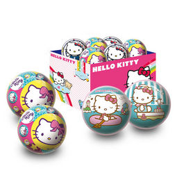 Pelota Hello Kitty 15cm surtido