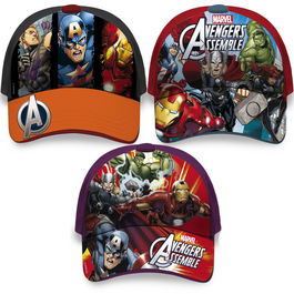 Avengers Marvel assorted cap