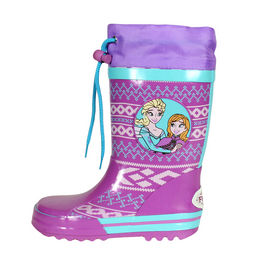 Botas agua Frozen Disney Winter Magic