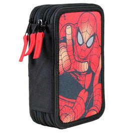 Plumier Spiderman Marvel Attack triple