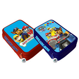 Plumier Patrulla Canina Paw Patrol Dogs triple surtido