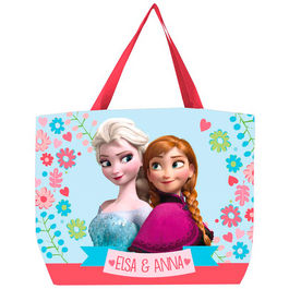 Bolsa playa Frozen Disney nevera 51x38cm