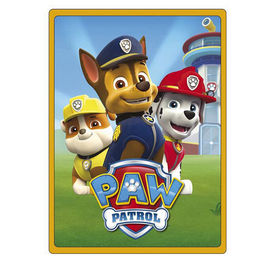 Plumier Patrulla Canina Paw Patrol doble