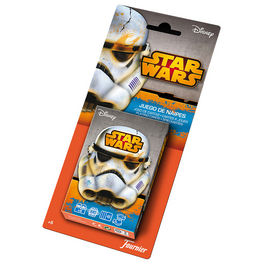 Baraja cartas Star Wars Disney Classic
