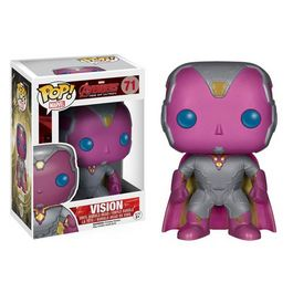 Figura POP Marvel Vengadores Avengers Age Of Ultron Vision