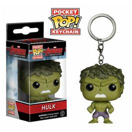 Llavero Pocket POP Hulk Vengadores Avengers Age of Ultron