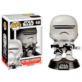 Figura POP Vinyl Star Wars First Order Flametrooper