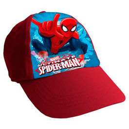 Spiderman Marvel Ultimate cap
