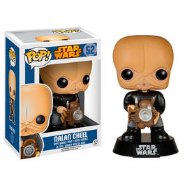Figura POP Star Wars Nalan Cheel
