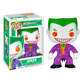 Figura POP DC Comics Batman Jocker