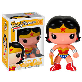 Figura POP! Vinyl DC Comics Wonder Woman