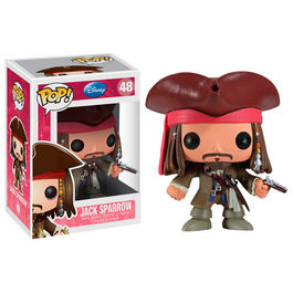 Figura POP Vinyl Jack Sparrow Disney