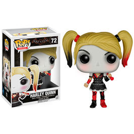 Figura POP DC Arkham Night Harley Quinn