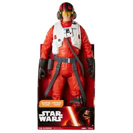Star Wars Poe Dameron figure 45cm