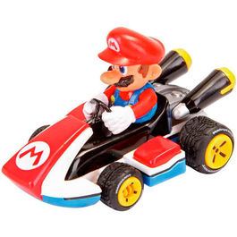 Nintendo Pull Speed Mario Kart 8 Mario car blister