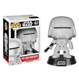 Figura POP Vinyl First Order Snowtrooper Star Wars Episodio VII