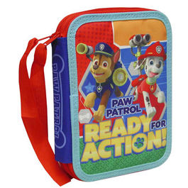 Plumier Patrulla Canina Paw Patrol doble 34pz