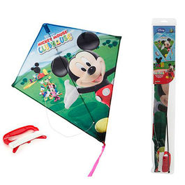 Cometa Mickey Disney diamante nylon 78cm