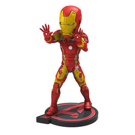 Figura Head Knocker Extreme Iron man Vengadores Age of Ultron 18cm