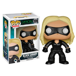 Figura POP DC Comics Arrow Black Canary
