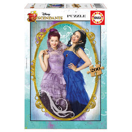 Puzzle Descendientes Descendants Disney 200pz