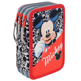 Plumier Mickey Disney Grow Together triple