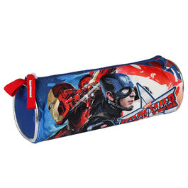 Portatodo Capitan America Civil War Side cilindrico