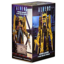 Vehiculo Power Loader Aliens 28 cm