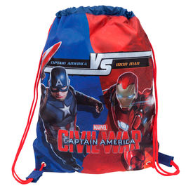 Saco Capitan America Civil War Marvel Versus 40cm