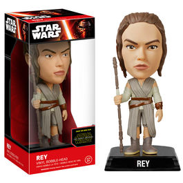 Figura POP Vinyl Bobble Head Rey Star Wars Episodio VII