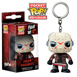 Llavero Pocket POP Jason Vorhees Viernes 13