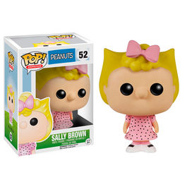 Figura POP Vinyl Sally Browm Snoopy