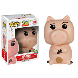 Figura Vinyl POP! Disney Toy Story Hamn