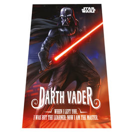 Darth Vader Star Wars polar fleece blanket