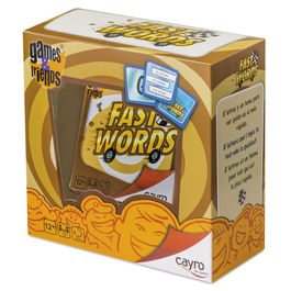 Juego Fast Words