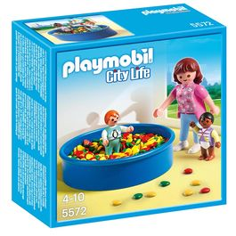 Piscina bolas Playmobil City Life