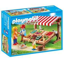 Playmobil Country Farmers Market