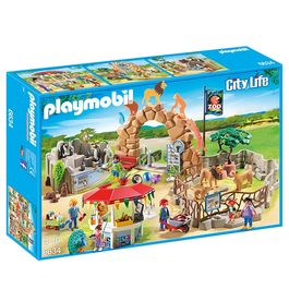Gran Zoo Playmobil City Life