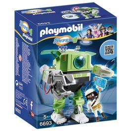 Cleano Robot Playmobil Super 4