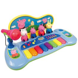 Peppa Pig Piano with 8 keys and songs