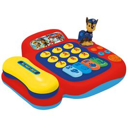 Paw Patrol Activity telephone with sound