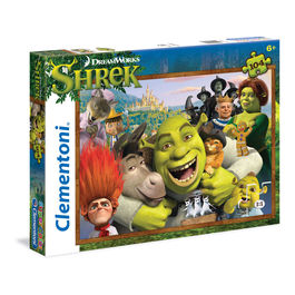 Puzzle Shrek Dreamworks Dreamworks Rock 104pz