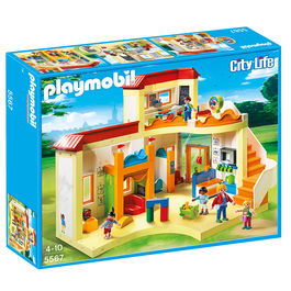 Guardería Playmobil City Life
