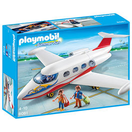 Avion vacaciones Playmobil Summer Fun