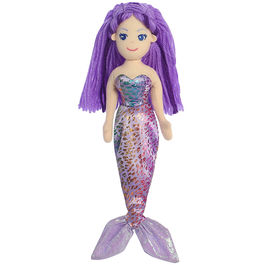 Plush Toy Mermaid Daphne Sea Sparkles 26cm