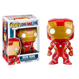 POP! figure Marvel Civil War Iron Man