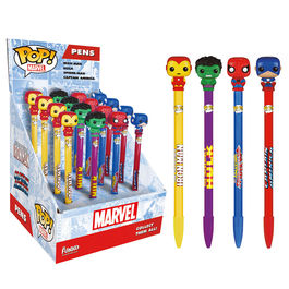 POP Pen Toppers Avengers Marvel Assorted