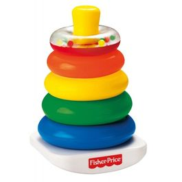 Piramide balanceante apilable Fisher Price
